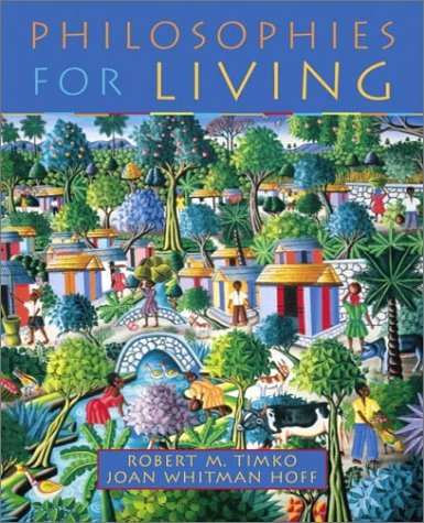 Philosophies for Living   2001 edition cover