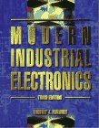 Modern Industrial Electronics  3rd 1996 9780134575162 Front Cover