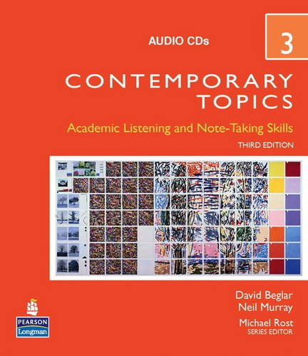 CONTEMPORARY TOPICS 3-AUDIO CDS (3) N/A edition cover