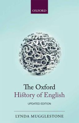 Oxford History of English   2012 (Revised) edition cover