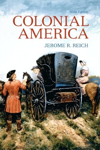 Colonial America  6th 2011 (Revised) edition cover