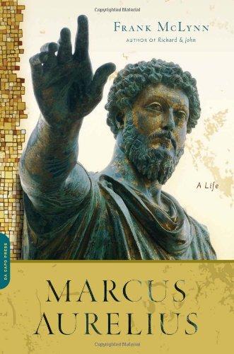 Marcus Aurelius A Life N/A edition cover