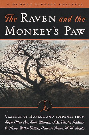 Raven and the Monkey's Paw Classics of Horror and Suspense from the Modern Library Annual edition cover