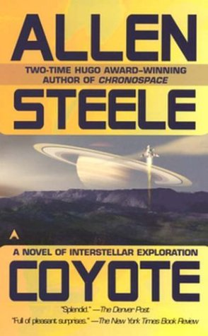 Coyote A Novel of Interstellar Exploration  2002 edition cover
