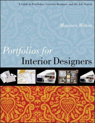Portfolios for Interior Designers   2011 edition cover