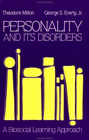 Personality and Its Disorders A Biosocial Learning Approach  1985 edition cover