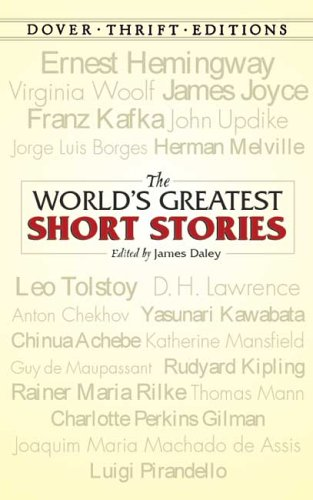 World's Greatest Short Stories   2006 edition cover