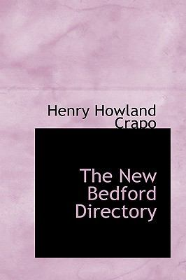 The New Bedford Directory:   2008 edition cover