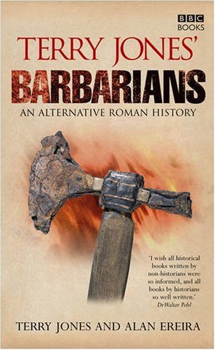 Barbarians An Alternative Roman History  2007 edition cover