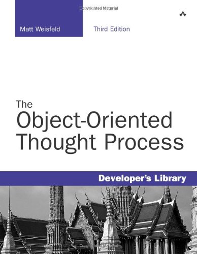 Object-Oriented Thought Process  3rd 2009 edition cover