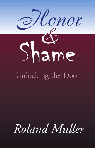 Honor and Shame Unlocking the Door  1999 edition cover
