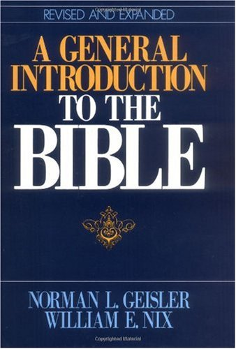 General Introduction to the Bible  2nd (Revised) edition cover