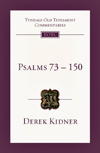 Psalms 73-150   2009 edition cover