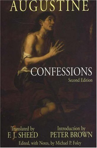 Confessions  2nd 2006 (Revised) edition cover