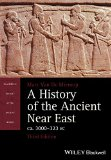 History of the Ancient near East, Ca. 3000-323 BC  3rd 2016 edition cover
