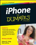 iPhone for Dummies�  8th 2014 9781118932162 Front Cover