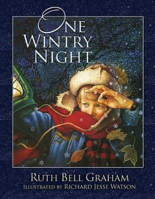 One Wintry Night   2012 9781400321162 Front Cover