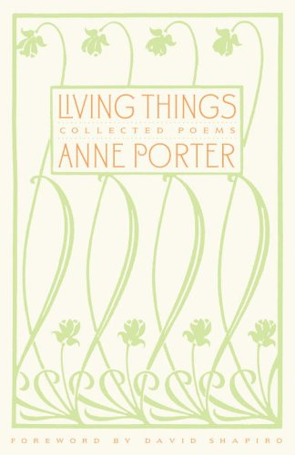 Living Things Collected Poems  2006 edition cover