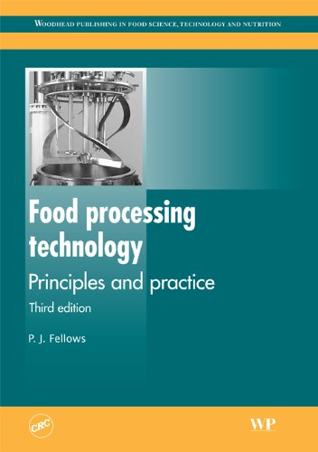 Food Processing Technology Principles and Practice 3rd 2009 edition cover