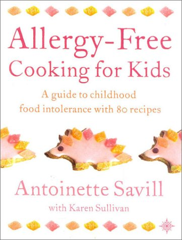 Allergy-Free Food for Kids   2003 edition cover
