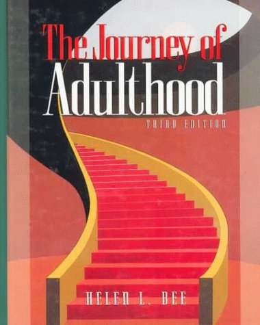 Journey of Adulthood  3rd 1996 edition cover