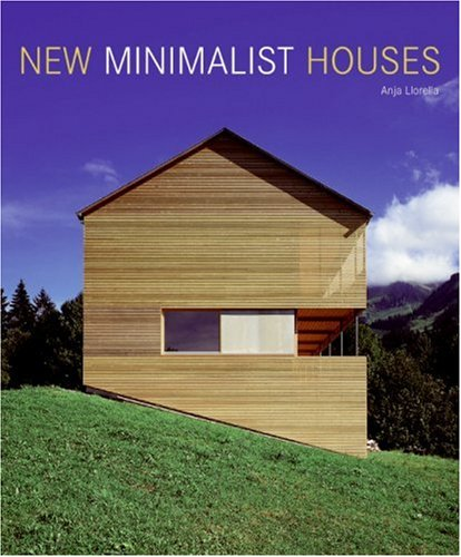 New Minimalist Houses   2006 9780060893163 Front Cover