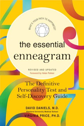 Essential Enneagram The Definitive Personality Test and Self-Discovery Guide  2009 (Revised) edition cover