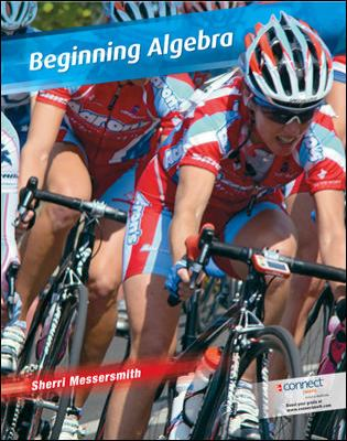 Student Solutions Manual for Beginning Algebra   2012 edition cover