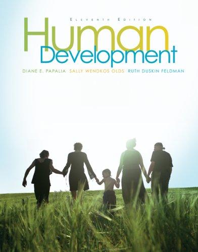 Human Development  11th 2009 edition cover