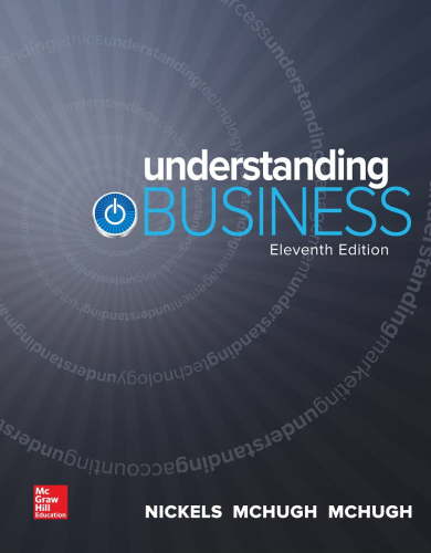 Understanding Business 11th 2015 9780078023163 Front Cover