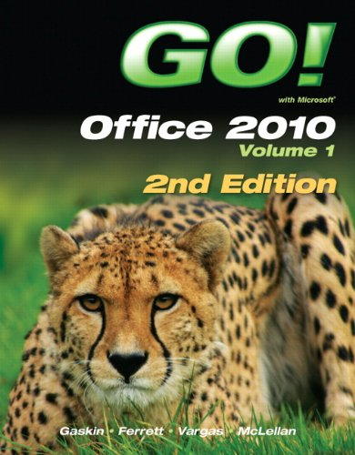 Office 2010  2nd 2013 (Revised) edition cover