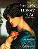 Janson's History of Art + New Myartslab for Art History Access Card:   2015 edition cover