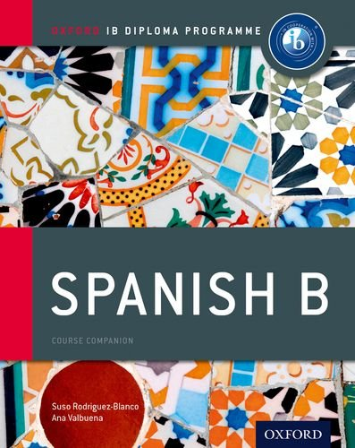 Spanish B  2nd edition cover
