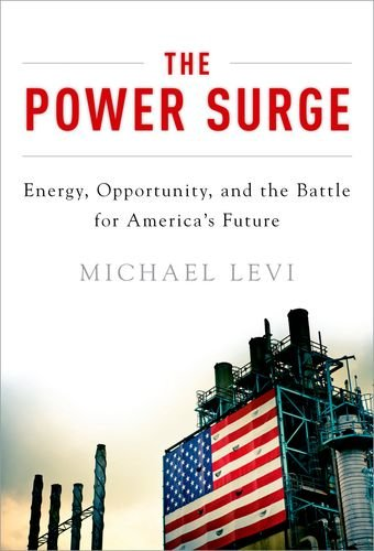 Power Surge Energy, Opportunity, and the Battle for America's Future  2013 edition cover