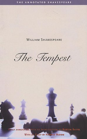 Tempest   2006 edition cover
