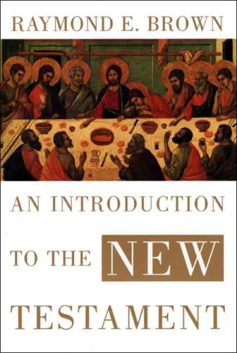 Introduction to the New Testament   2010 edition cover