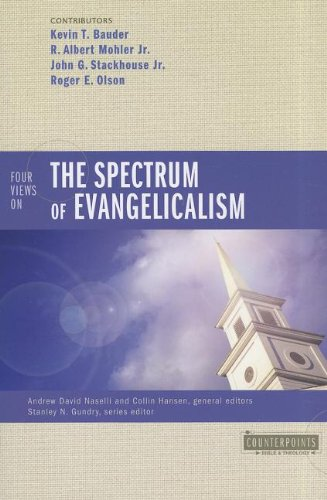 Four Views on the Spectrum of Evangelicalism   2011 edition cover