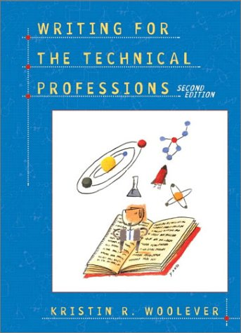 Writing for the Technical Professions  2nd 2002 edition cover