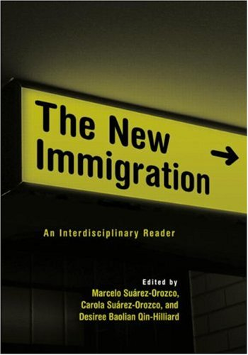 New Immigration An Interdisciplinary Reader  2005 edition cover