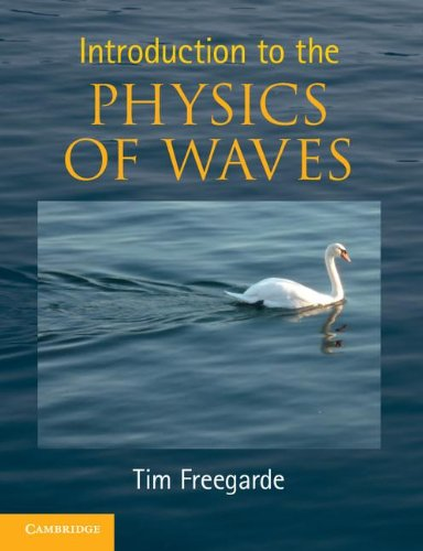 Introduction to the Physics of Waves   2012 edition cover