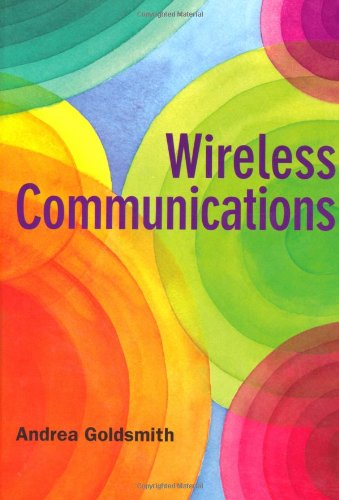 Wireless Communications   2005 edition cover