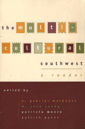Multicultural Southwest A Reader  2001 edition cover