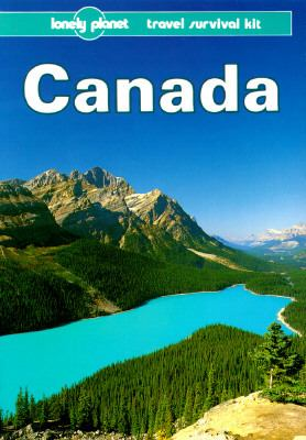 Canada A Travel Survival Kit 5th 9780864422163 Front Cover