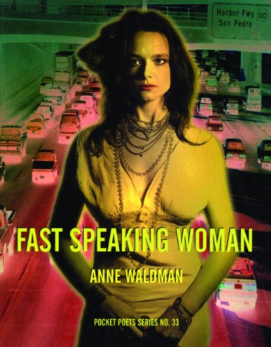 Fast Speaking Woman Chants and Essays 2nd edition cover