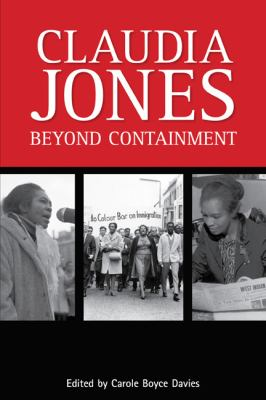 Claudia Jones Beyond Containment  2011 edition cover