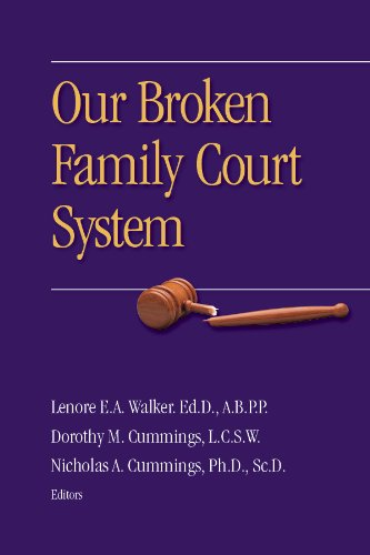 Our Broken Family Court System  N/A edition cover