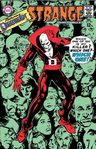 Deadman   2011 9781401231163 Front Cover