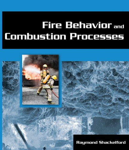 Fire Behavior and Combustion Processes   2009 edition cover