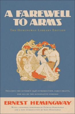 Farewell to Arms   2012 edition cover