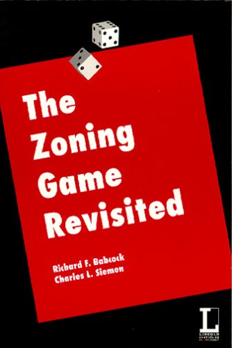 Zoning Game Revisited  N/A edition cover